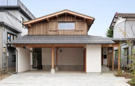 水道町の家 2